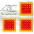 Mars Hydro FC 3000 növénynevelő és -termesztő LED lámpa (300W)