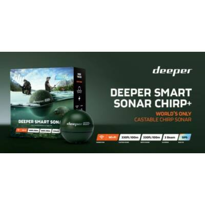 Deeper Smart Sonar Chrip+