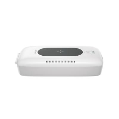 UV-C LED sterilizáló doboz és wireless töltő