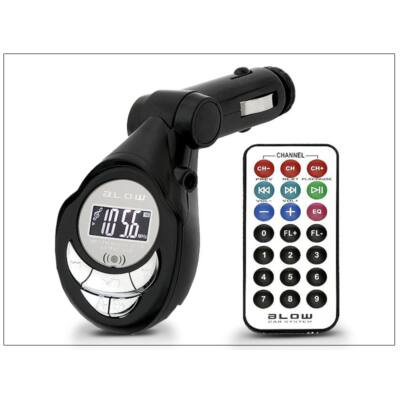 Blow 74-124 FM-transmitter - black
