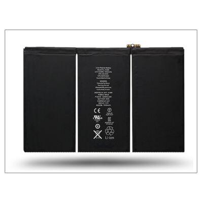 Apple iPad 3/iPad 4 gyári akkumulátor - 616-0593 - Li-Ion 5400 mAh (csomagolás nélküli)
