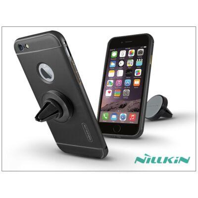 Apple iPhone 6/6S hátlap szellőzőrácsba illeszthető mágneses autós tartóval - Nillkin Car Holder - fekete