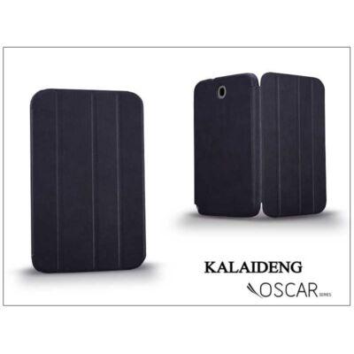 Samsung N5100 Galaxy Note 8.0 tok (Book Case) - Kalaideng Oscar Series - dark blue