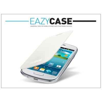 Samsung i8190 Galaxy S III mini flipes hátlap - EFC-1M7FWEGSTD utángyártott - white