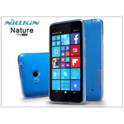 Microsoft Lumia 640 szilikon hátlap - Nillkin Nature - szürke