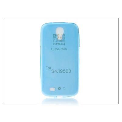 Samsung i9500 Galaxy S4 szilikon hátlap - Ultra Slim 0,3 mm - kék