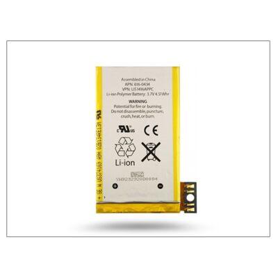Apple iPhone 3GS gyári akkumulátor -616-0434 - Li-ion 1220 mAh (csomagolás nélküli)