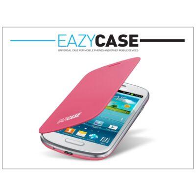 Samsung i8190 Galaxy S III mini flipes hátlap - EFC-1M7FPEGSTD utángyártott - pink