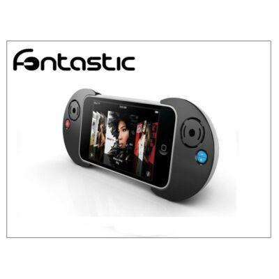 Apple iPhone 3G/3GS/4/4S akkumulátor/hangszóró/kihangosító/játékPad - Fontastic IYO - ezüst