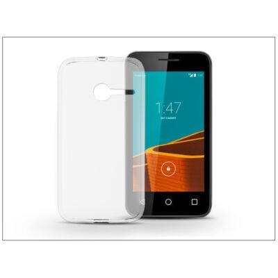 Vodafone Smart First 6 szilikon hátlap - Ultra Slim 0,3 mm - transparent