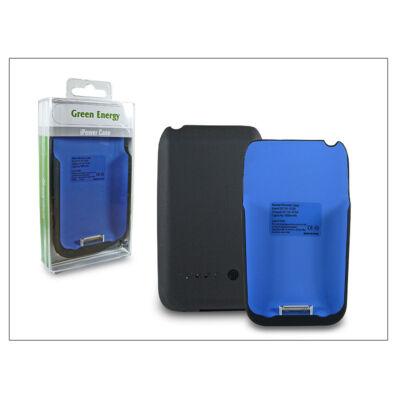 Apple iPhone 3G/3GS hátlapos külső akkumulátor - 1800 mAh - fekete