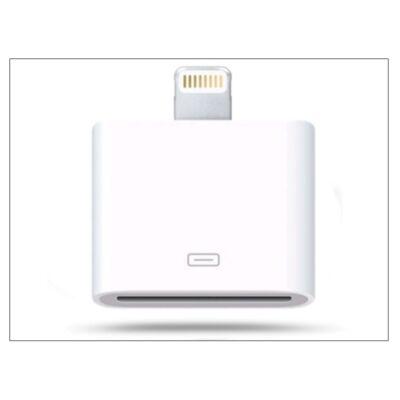 Apple iPhone 5/5S/5C/SE/iPad 4/iPad Mini eredeti, gyári Lightning adapter korábbi 30 pólusú csatlakozó illesztéséhez - MD823ZM/A