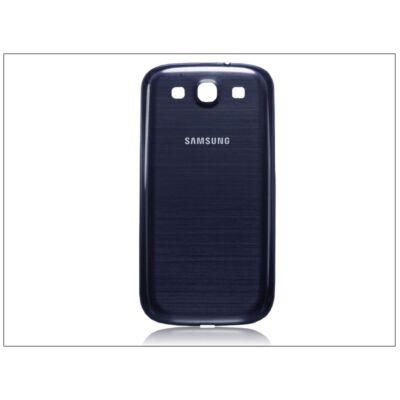 Samsung i9300 Galaxy S III gyári akkufedél - kék