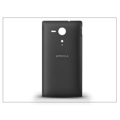 Sony Xperia SP (C5302) gyári akkufedél - fekete