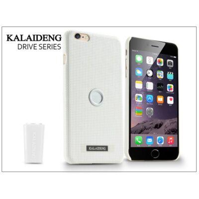 Apple iPhone 6 Plus hátlap szellőzőrácsba illeszthető autós tartónak - Kalaideng Drive Series - white