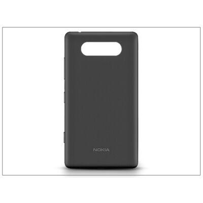 Nokia Lumia 820 gyári akkufedél - fekete