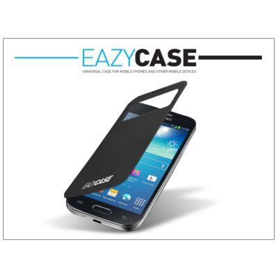 Samsung i9190 Galaxy S4 Mini View Cover flipes hátlap on/off funkcióval - EF-CI919BBEGSTD utángyártott - black