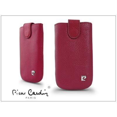Pierre Cardin Slim univerzális tok - Samsung i8190 Galaxy S III Mini/S7270 Galaxy Ace 3/Nokia Lumia 520 - Red - 23. méret
