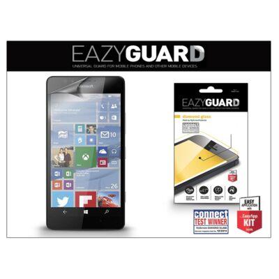 Microsoft Lumia 950 gyémántüveg képernyővédő fólia - 1 db/csomag (Diamond Glass)
