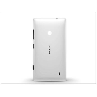 Nokia Lumia 520 gyári akkufedél - fehér