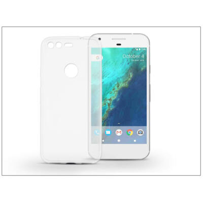 Google Pixel XL szilikon hátlap - Ultra Slim 0,3 mm - transparent