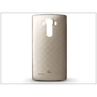 LG G4 H815 gyári akkufedél - gold