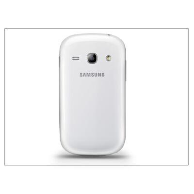 Samsung S6810 Galaxy Fame gyári akkufedél - fehér