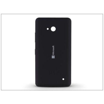 Nokia Lumia 640 gyári akkufedél - fekete