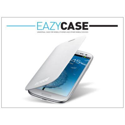 Samsung i9300 Galaxy S III flipes hátlap - EFC-1G6FWECSTD utángyártott - white