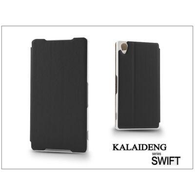 Sony Xperia Z2 (D6503) flipes tok - Kalaideng Swift Series - black