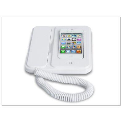 Noosy bluetooth asztali telefon/dokkoló - Apple iPhone 5/5s - fehér