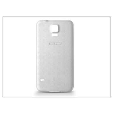 Samsung SM-G800 Galaxy S5 Mini gyári akkufedél - fehér