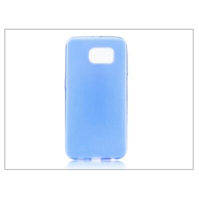 Samsung SM-G920 Galaxy S6 szilikon hátlap - Ultra Slim 0,3 mm - kék