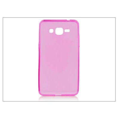 Samsung SM-G530 Galaxy Grand Prime szilikon hátlap - Ultra Slim 0,3 mm - pink