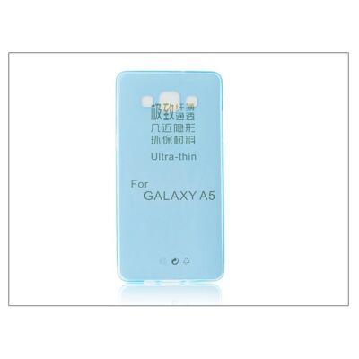 Samsung SM-A500 Galaxy A5 szilikon hátlap - Ultra Slim 0,3 mm - kék