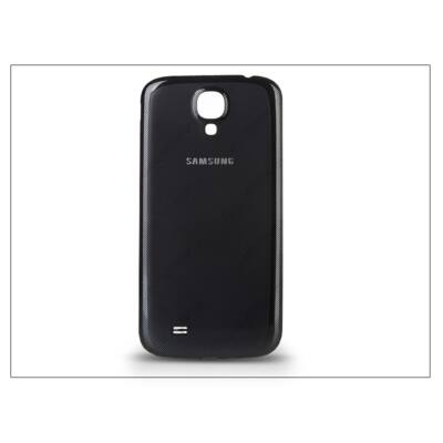 Samsung i9500 Galaxy S4 gyári akkufedél - fekete