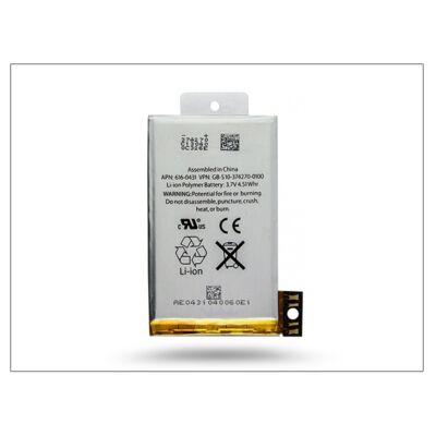 Apple iPhone 3GS gyári akkumulátor - 616-0431 - Li-ion 1220 mAh (csomagolás nélküli)