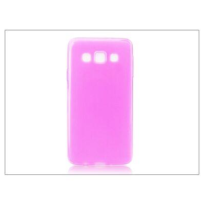 Samsung SM-A300 Galaxy A3 szilikon hátlap - Ultra Slim 0,3 mm - pink