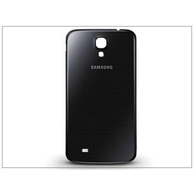 Samsung i9200 Galaxy Mega 6.3 gyári akkufedél - fekete