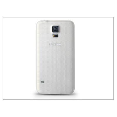 Samsung SM-G900 Galaxy S5 gyári akkufedél - fehér