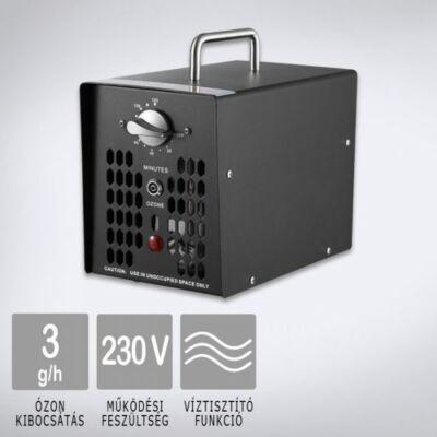 Ózongenerátor / Ozongenerator BlackPool 3000 Légtisztító víztisztító készülék