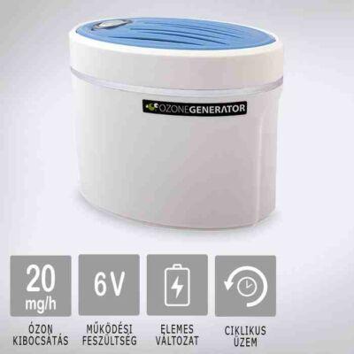 Ózongenerátor / Ozongenerator Cool 20 Légtisztító készülék
