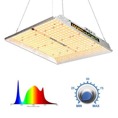 Mars Hydro TS 1000 növénynevelő és -termesztő LED lámpa (150W)
