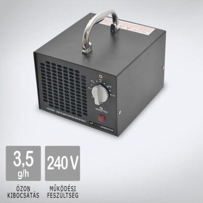 Ózongenerátor / Ozongenerator Black 3500 Légtisztító készülék