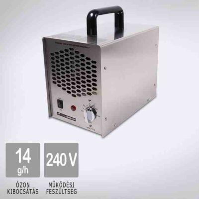 Ózongenerátor / Ozongenerator Chrome 14000 Légtisztító készülék