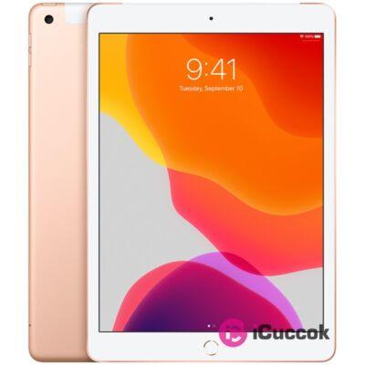 """Apple 10.2"""" iPad 7 (2019) 32GB Wi-Fi + Cellular (arany)"""