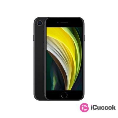 Apple iPhoneSE 128GB Black (fekete)