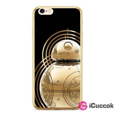 BB 8 005 iPhone XR arany szilikon hátlap