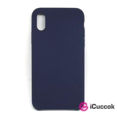 Cellect CEL-PREM-IPHSE20-BL iPhone 7/8/SE (2020) kék prémium szilikon tok