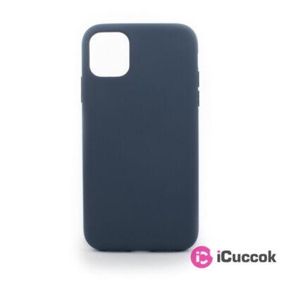 Cellect CEL-PREM-IPH1261-BL iPhone 12/12 Pro kék prémium szilikon tok